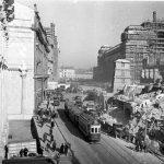 Moscow metro construction 1932